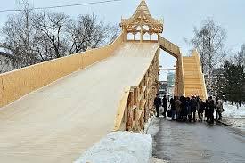 В Вологде скоро откроется чудо-горка