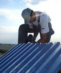 Украли крышу со здания завода
