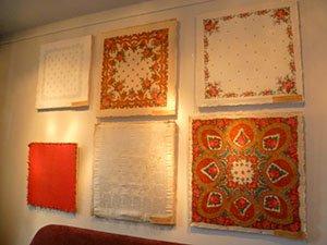 Выставка традиционных русских платков открылась в Вологде